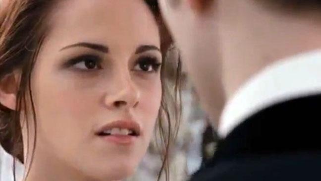 Kristen Stewart Twilight Wedding - H 2011