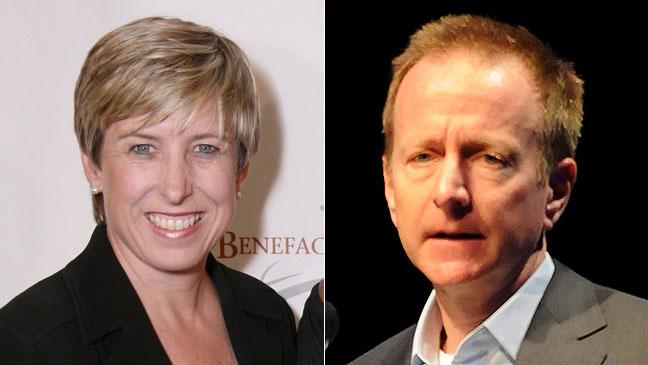 Wendy Greuel and Austin Beutner - H 2011