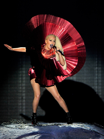 Lady Gaga MTV EMAs