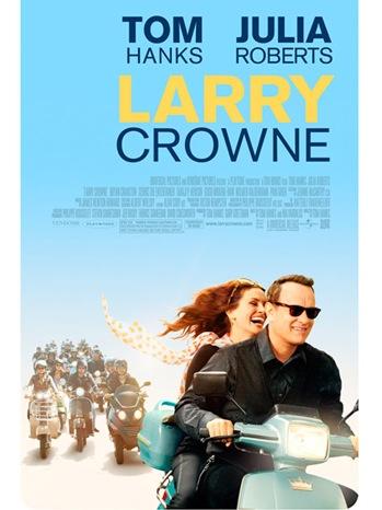 Larry Crowne Movie Poster - No Helmets - P - 2011
