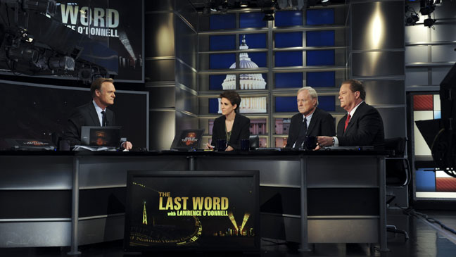 Last Word Lawrence O'Donnell MSNBC - H 2011