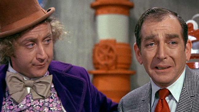 Leonard Stone Willy Wonka - P 2011