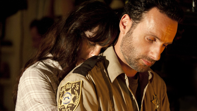 Lori and Rick Grimes The Walking Dead - H 2011
