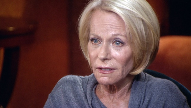60 Minutes - TV Still: Ruth Madoff, close up - H - 2011