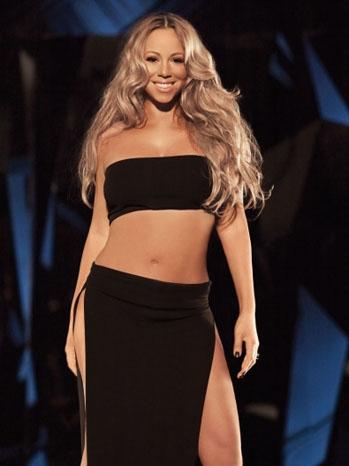 Mariah Carey Jenny P 2011