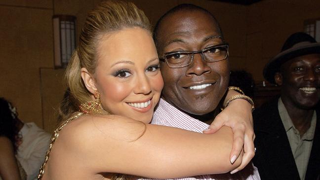 42 REP Mariah Carey Randy Jackson