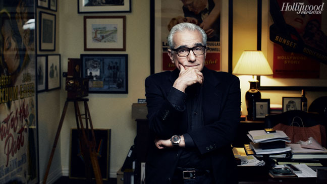 Martin Scorsese Cover Story - H 2011