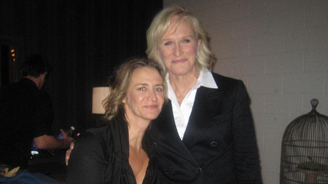 Janet McTeer Glenn Close - H 2011