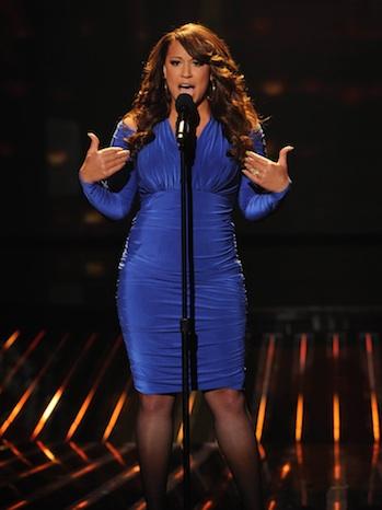 Melanie Amaro The X Factor Episodic 2011