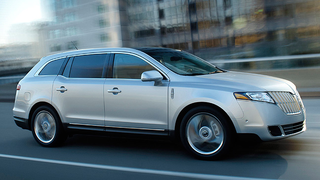 41 STY Cars Lincoln MKT