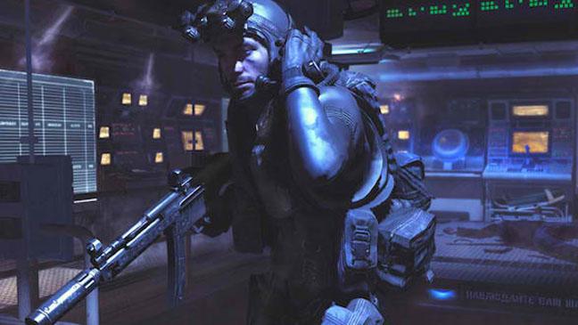 Modern Warfare 3 Screen Shot - H 2011