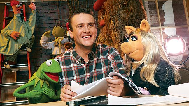 43 REV The Muppets Jason Segel H