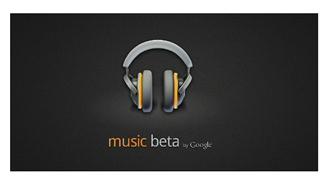 Google Music Beta logo L