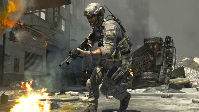 43 REP Call of Duty Modern Warfare 3 H