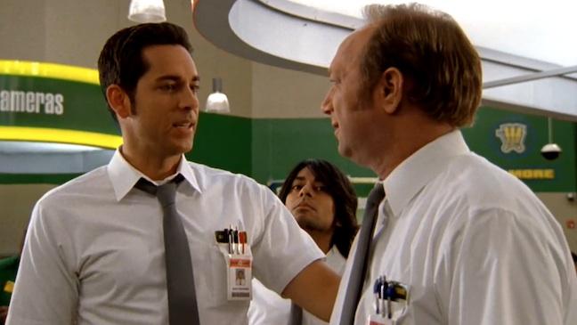 Zachary Levi Vik Sahay Scott Krinsky Chuck Episodic 2011
