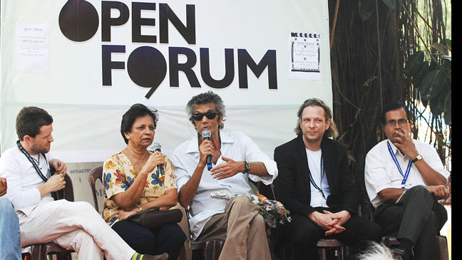 Oscar Maron Filho Film Festival India - H 2011