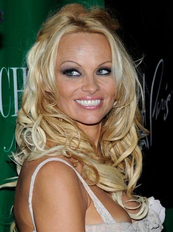 Pamela Anderson P 2011
