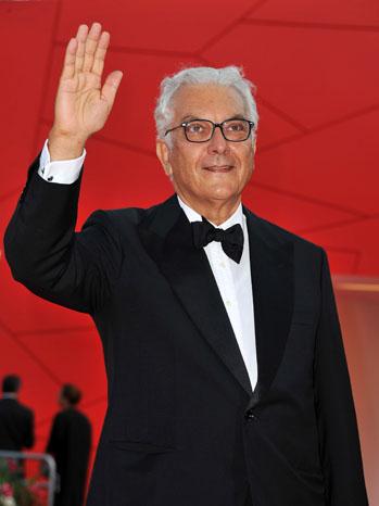 Paolo Baratta Venice Film Festival - P 2011