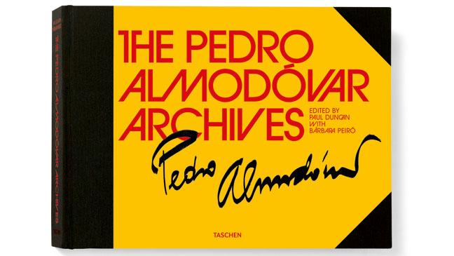 Pedro Almodovar Archives Book Cover - H 2011