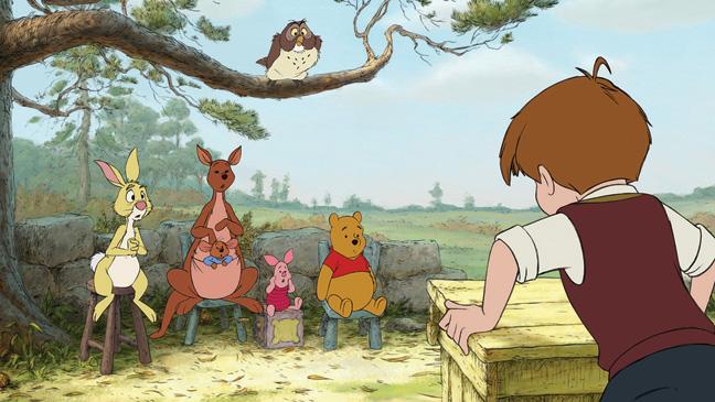 44 FEA Awards Winnie the Pooh H