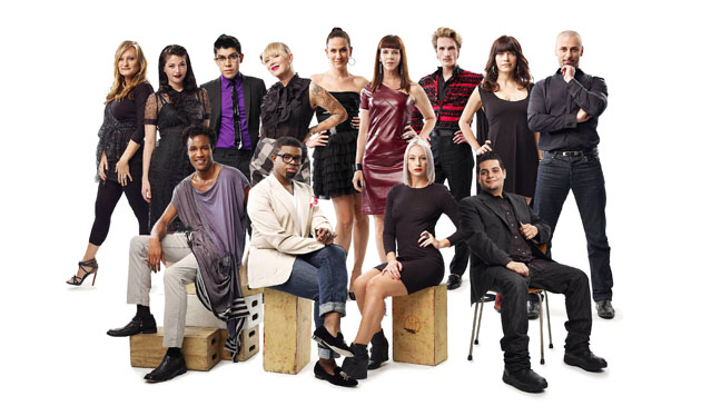 Project Runway All Stars Cast - H 2011