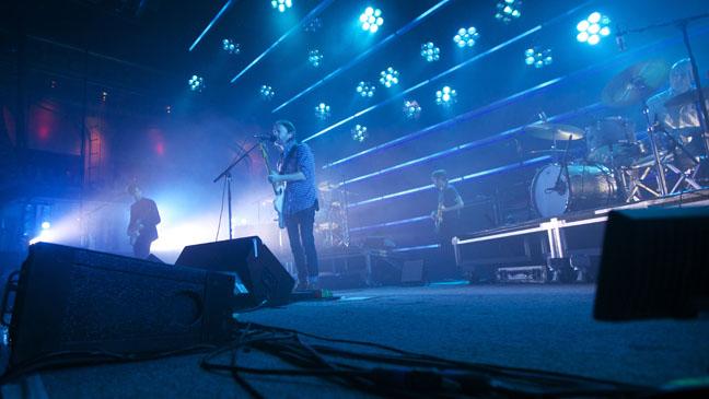 Radiohead Roseland Ballroom - H 2011