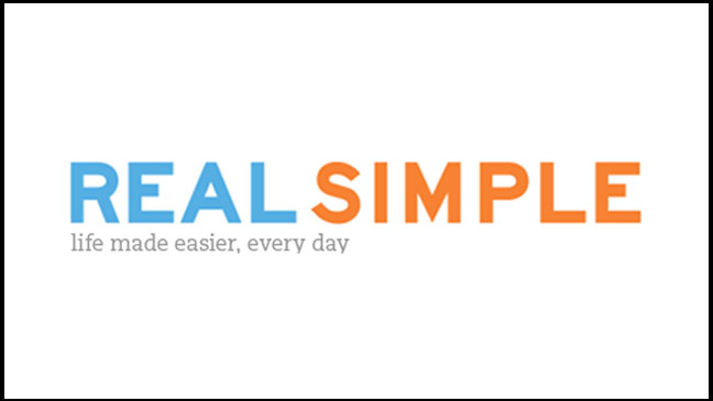 Real Simple Magazine Logo - H 2011