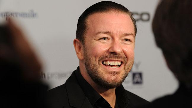 Ricky Gervais Night of Too Many Stars - H 2011
