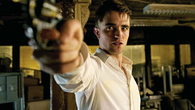 Robert Pattinson Cosmopolis Film Still - H 2011
