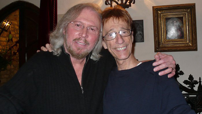 Robin Gibb Bee Gees Cancer