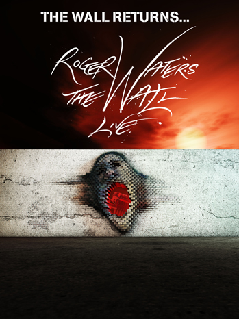 Rogers Water The Wall poster P
