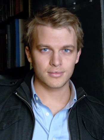 Ronan Farrow Headshot - P 2011