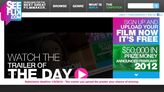 See Flik Screen Grab - H 2011