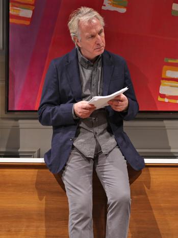 Seminar Alan Rickman