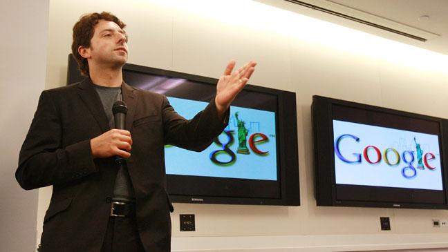Sergey Brin Google CoFounder Donation - H 2011