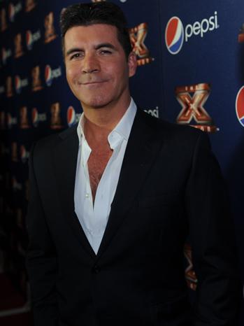 Simon Cowell Pepsi House P