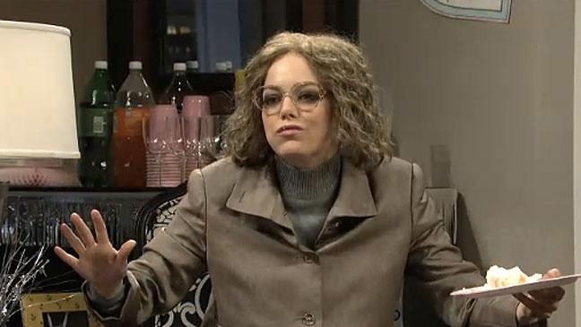 Saturday Night Live - Emma Stone TV Still - 2011