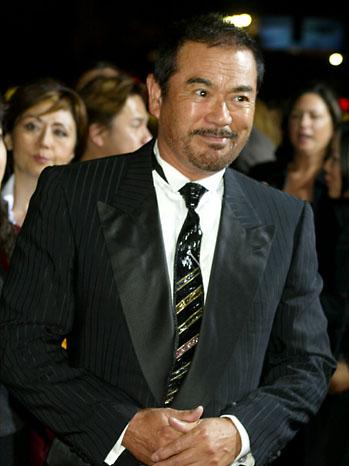 Sonny Chiba Headshot - P 2011
