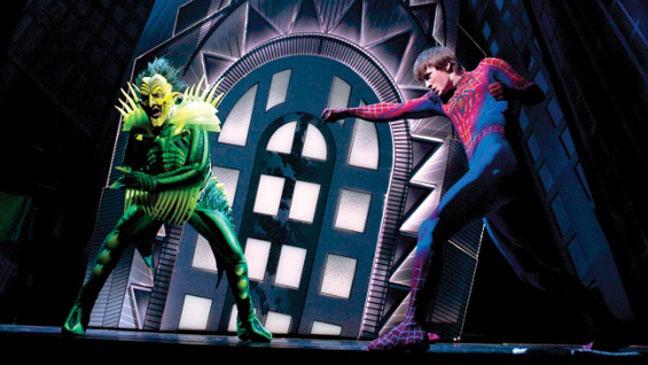 Spider-Man: Turn Off Dark Spidey Goblin - H