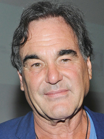 TELEVISION: Oliver Stone