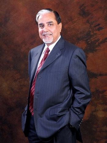 Subhash Chandra Executive Portrait - P 2011