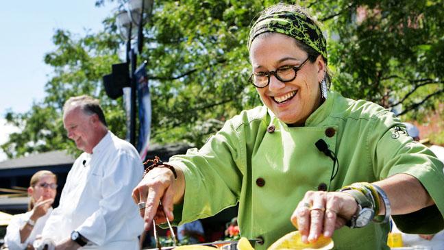 Susan Feniger Top Chef Masters - H 2011