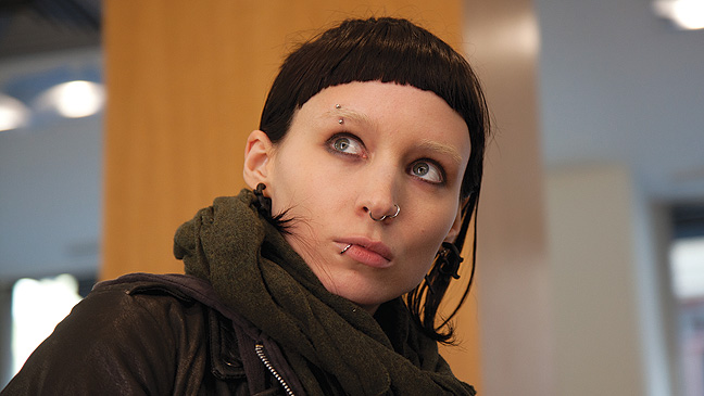 44 FEA Awards The Girl With the Dragon Tattoo H