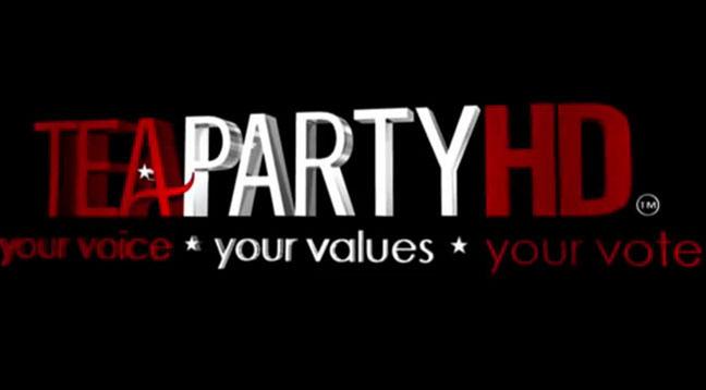Tea Party HD Logo
