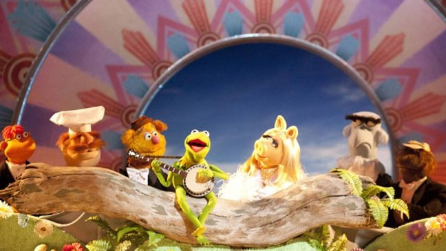 The Muppets - Movie Still: Muppets on Stage - H - 2011