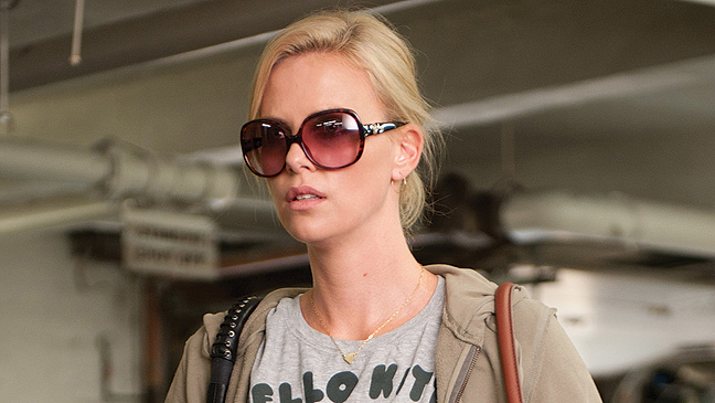"THE PERFORMANCES: Charlize Theron in ""Young Adult"""