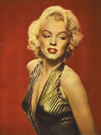 Marilyn Monroe Gentlemen Prefer Blondes P
