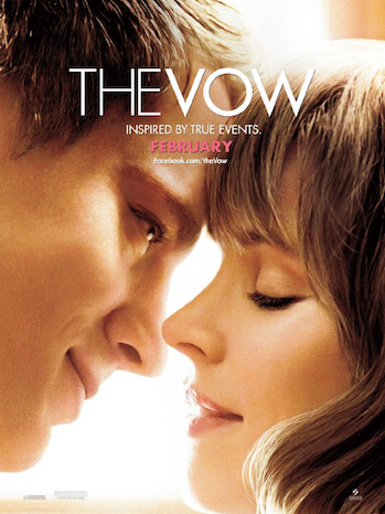 The Vow Poster P 2011