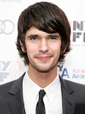 FILM: Ben Whishaw