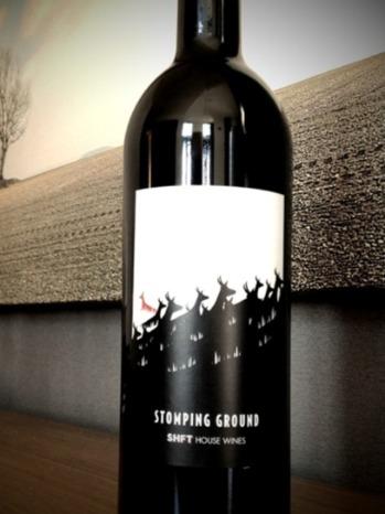 Adrian Grenier Wine - P 2011